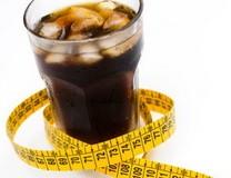 مصرف نوشابه های رژیمی چربی دور کمر را افزایش می دهد